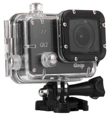 GitUp Git 2 2K – alternatywa dla GoPro