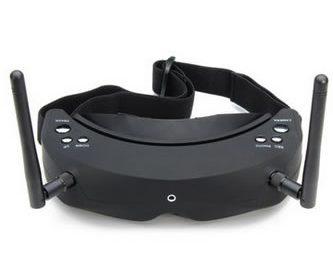 Gogle Skyzone 3D FPV – bardzo fajna rzecz